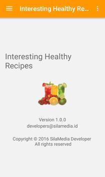 Interesting Healthy Recipes screenshot 7