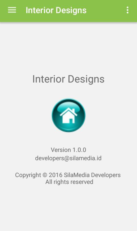 Interior Designs poster