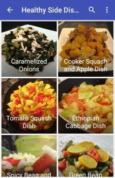 Quick healthy recipes screenshot 4