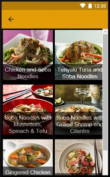 Recipe Noodle apk screenshot