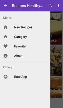 Recipes Healthy Dinner screenshot 1