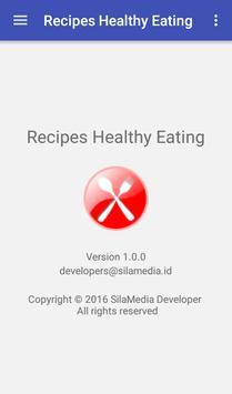Recipes Healthy Eating screenshot 7