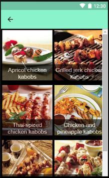Recipes Kabobs screenshot 3