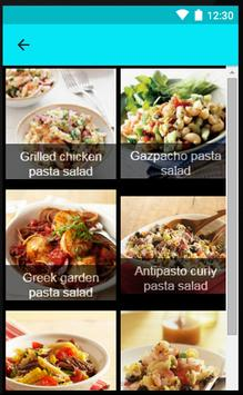 Recipes Pasta screenshot 4