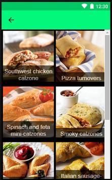Recipes Pizza screenshot 4
