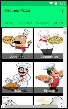 Recipes Pizza screenshot 6