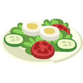 Recipes Salad icon