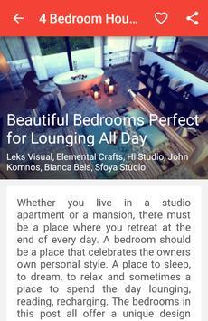 4 Bedroom House Plans apk screenshot
