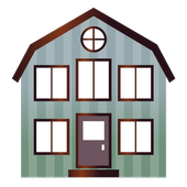 3 Bedroom House Plans icon
