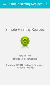 Simple Healthy Recipes screenshot 7