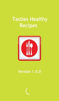 Tastiest Healthy Recipes poster