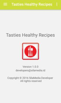 Tastiest Healthy Recipes apk screenshot