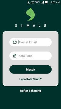 Simalu poster