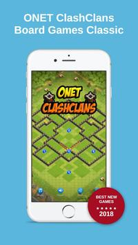 Onet ClashClans poster