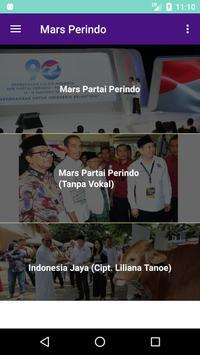 Mars Perindo poster