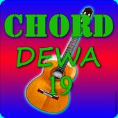 Chord DEWA 19 icon