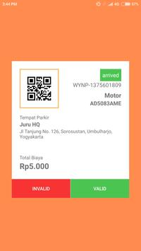 Mitra Parkiran.id screenshot 3