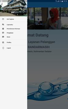 Layanan PDAM Bandarmasih screenshot 14