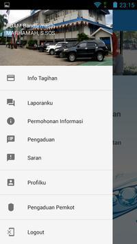 Layanan PDAM Bandarmasih screenshot 3
