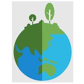 Geopark Indonesia icon