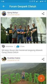 Geopark Indonesia screenshot 10