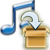 Archive Music Player icon