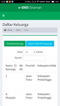 e-SMD Siramah screenshot 4