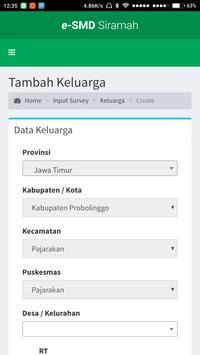 e-SMD Siramah screenshot 5