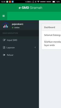 e-SMD Siramah screenshot 3