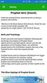 Prophets Stories In Islam screenshot 2