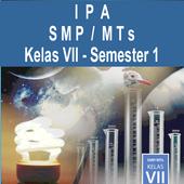 SMP 7 IPA Semester 1 icon