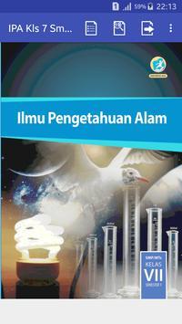 SMP 7 IPA Semester 1 poster