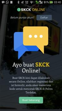 SKCK Online Polres Sidoarjo poster