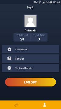 Ramein Manager (Beta) - Event Management screenshot 7