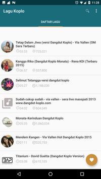 Lagu Dangdut Koplo Pantura Terbaru screenshot 1