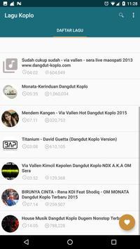 Lagu Dangdut Koplo Pantura Terbaru screenshot 2