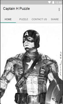 Captain H Puzzle screenshot 2