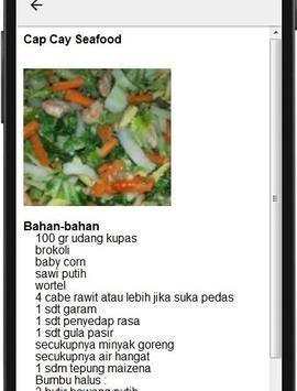 Resep Masakan Sederhana apk screenshot