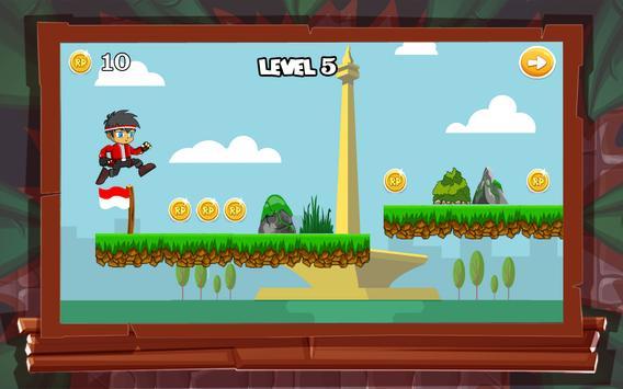 Captain Indonesia Adventure apk screenshot