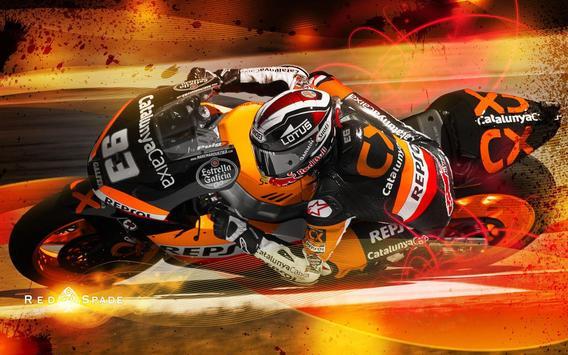 Moto Sport GP HD Wallpapers screenshot 2