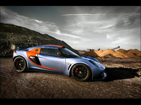 Best Lotus Cars HD Wallpapers apk screenshot