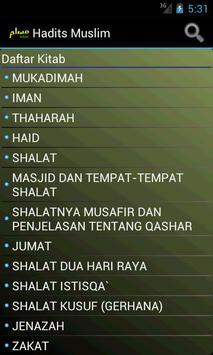 Hadits Muslim in Bahasa poster