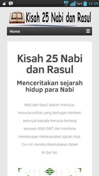 Kisah 25 Nabi dan Rasul screenshot 1