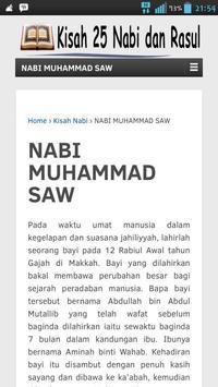 Kisah 25 Nabi dan Rasul screenshot 5