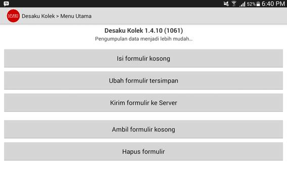 Desaku Kolek screenshot 3