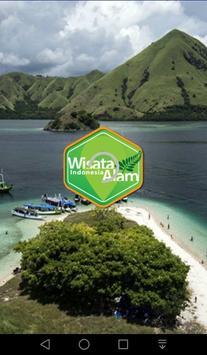 Wisata Alam Indonesia poster