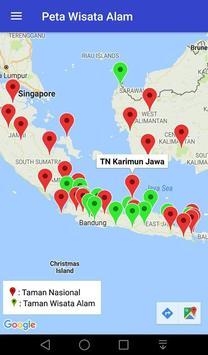 Wisata Alam Indonesia screenshot 2