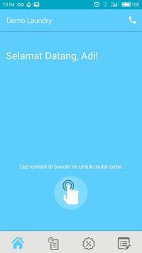 Demo Aplikasi Laundry - Biznizo poster