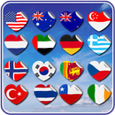 Flags and  National Anthems Song APK