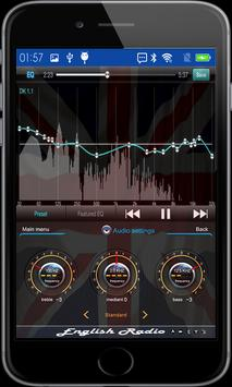 Mancester Radio screenshot 2